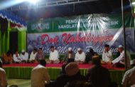 Sholat Goib dan Doa Bersama Untuk Muslim Rohingya