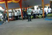 Wakil Bupati Pamekasan Sambut kedatangan Jamaah Haji Kloter 61