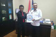 GIAN Gelar Audensi Bersama BNNP Jawa Timur