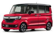 Mobil Mungil Honda N-Box Semakin Menggemaskan