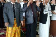 Rektor UNM Salat Idul Adha di Kampus. Gunungsari
