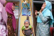 Dukungan Ormas Percepat Partisipasi Imunisasi MR