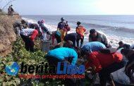 DLH Situbondo Ungkap Penemuan Limbah Medis dipantai, Ketiga Dalam Seminggu Terakhir