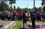 HMI Kembali Kawal PKL, Tolak Relokasi