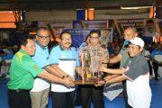 16 Tim Wartawan Rebut Piala Gubernur Dalam Turnamen Futsal