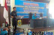 Bupati Berharap, Poltek Kampus Bondowoso Tingkatkan Potensi Lokal
