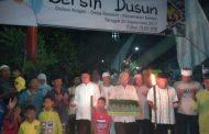 Bersih Dusun Dalam Peringatan Tahun Baru Islam 1 Muharam 1439 H