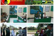 Kodim 0825 Siap Percepatan Tanam Padi Sawah Petani di Banyuwangi