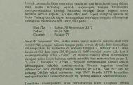 Walikota Padang Wajibkan Pelajar Nonton G30S/PKI