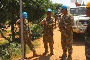 Komandan Satgas Indobatt-03 Tinjau Lokasi Quick Impact Projects di Sudan
