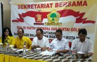 Koalisi Gerindra-Golkar Kota Madiun Buka Pendaftaran Cawali