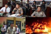 Anggota DPRD Pro Kalteng Dari Saksi Menjadi Tersangka Pembakar 7 Sekolah