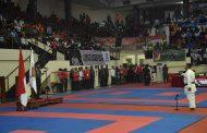 "Panglima TNI Buka ""Kejurnas Karate Piala Panglima TNI ke-V Tahun 2017"""