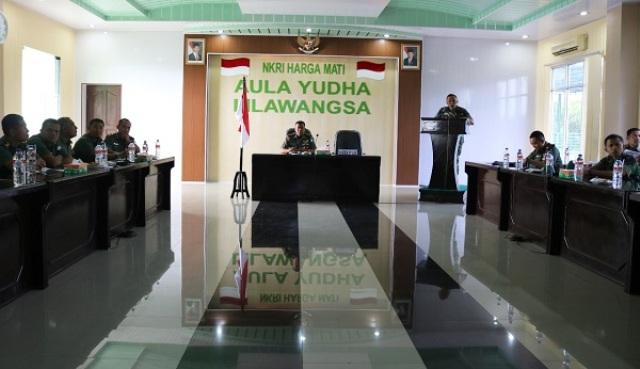 Kodim Aceh Utara Akan Gelar TMMD Ke 100