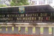 Sejumlah Anggota DPRD Halbar Berkonsultasi Ke Kementerian di Jakarta