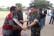 Opster TNI di Morotai Resmi  Dibuka