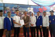 DPP PAN Resmi Dukung Harno – Fitri Sebagai Calon Walikota Palembang