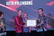 Kota Palembang Raih Dua Ketegori Penghargaan IAA 2017