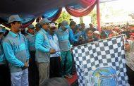 Gus Ipul Lepas Duta Relawan Jatim Peduli Rohingnya