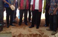 Gubernur NTT Groundbreaking PLTMG Kupang