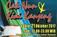 Festival Bukit Jamur Hadirkan Cak Nun Dan Kiai Kanjeng