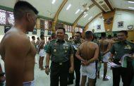Pangdam IM Pimpin Sidang Parade Prajurit Tamtama PK