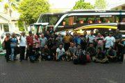 Humas Setda Kabupaten Madiun Ajak Wartawan Kunker Ke Tasikmalaya