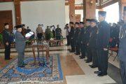 Kadis Kominfo Kabupaten Madiun, 'Dikotak'