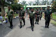 Pangkostrad Beri Pembekalan Wasbang Kokam Muhammadiyah  Regional Sumut