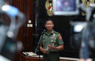 Kapuspen TNI : Panglima TNI Sedianya Akan Hadiri Undangan VEOs Pangab AS di Washington DC