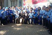 Dosen dan Pegawai Kopertis Peringati Hari Kesaktian Pancasila