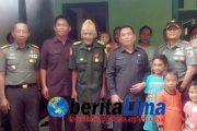 HUT TNI ke-72, Kodim 0823 Bangun Rumah Veteran Kemerdekaan