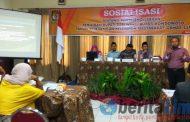 KPU Bondowoso Undang LSM, Ormas IkutiSosialisasi Pilkada 2018