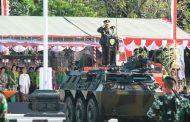 HUT TNI di Bali Dipusatkan di Lapangan Renon