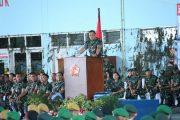 Panglima TNI : Jaga Kepercayaan Rakyat Sebagai Ibu Kandung TNI