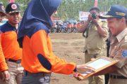 Seribu Srikandi Apel Gelar Relawan Penanggulangan Bencana