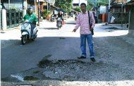 DPRD Padang Desak Dinas PU Realisasikan Pengaspalan Jalan Alang Lawas I