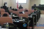 Paripurna, Bupati Berikan Jawaban Atas Pertanyaan Fraksi di DPRD