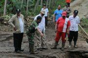 Wabup Probolinggo Pantau Dampak Banjir dan Longsor