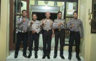 Kapolres Sumenep Tinjau Langsung Kesiapsiagaan Anggota Polsek Ambunten