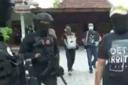 Densus 88 Anti Teror Tangkap Terduga Teroris Di Ponorogo