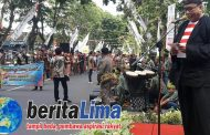 Pawai Budaya Hari Jadi Pamekasan Kenalkan Budaya Lokal