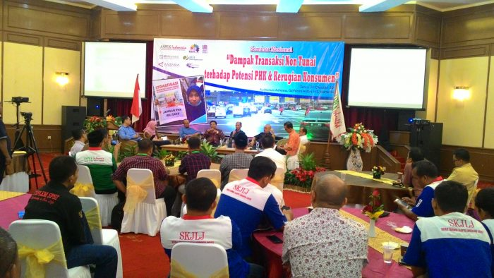Presiden Aspek Indonesia : Bohong Besar Penerapan Non Tunai Tidak Ada PHK