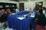 Ketua P3KG Unhas Tatap Muka Koordinator Kopertis IX Sulawesi