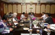 Gubernur Aceh Terima Kunjungan Tim Pansus DPR RI