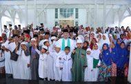 Peringati Hari Santri Nasional, Walikota Lepas Keberangkatan Wisuda Akbar
