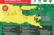 Kirab Hari Santri Nasional IPNU Jatim-Nurul Jadid Lalui Tujuh Kota