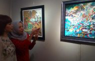 Kenang Hening, Pelukis Surabaya Gelar Pameran