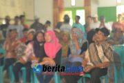 Masyarakat Penggalangan Minta  PT. SSJ Membuang Limbah Ditutup