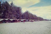 Dua Hari Pacuan Kuda Dan Panjat Pinang Di Pantai Wisata Jangaka Bireuen